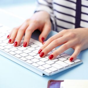 Be productive with fast typing